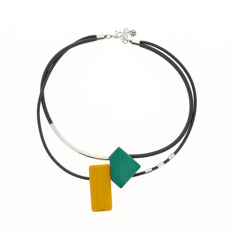 Collection Arty - Collier Graphic chic - Baïn